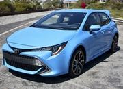 Toyota's Corolla GR Hatchback Aims at the VW Golf GTI and Honda Civic Type R - image 778788