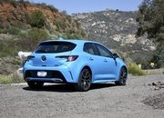 Toyota's Corolla GR Hatchback Aims at the VW Golf GTI and Honda Civic Type R - image 778768