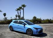 Toyota's Corolla GR Hatchback Aims at the VW Golf GTI and Honda Civic Type R - image 778813