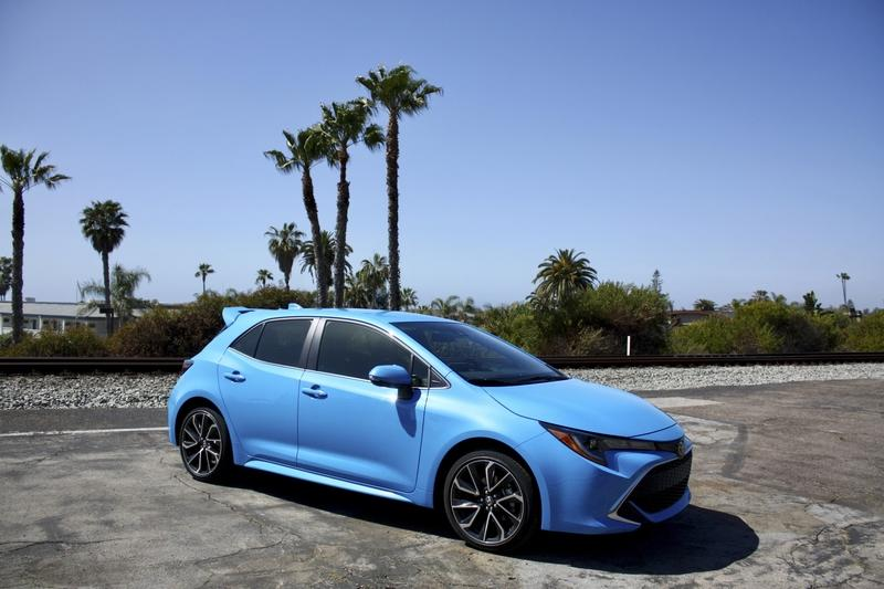 2019 Toyota Corolla Hatchback - Driven