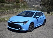 Toyota's Corolla GR Hatchback Aims at the VW Golf GTI and Honda Civic Type R - image 778775