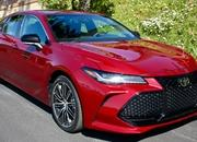The Adaptive Suspension On The 2019 Toyota Avalon Works Wonders - image 778264