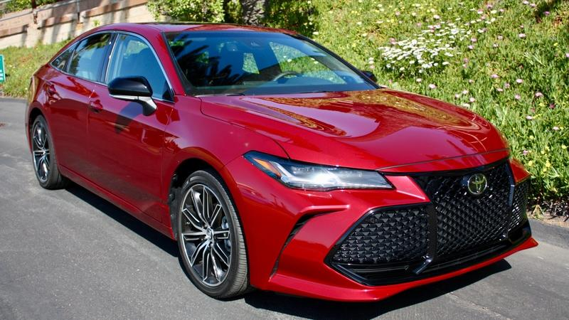 The Adaptive Suspension On The 2019 Toyota Avalon Works Wonders
