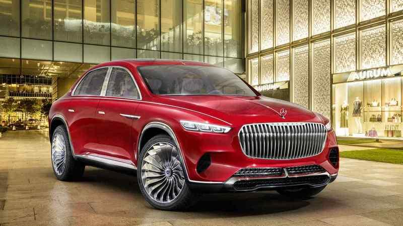 The Mercedes-Maybach Ultimate Luxury SUV Is So Ugly It Actually Hurts