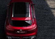 The MG X-Motion Concept Looks Like the Offspring of a Mercedes GLC and a Mazda 6 - image 778522