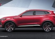 The MG X-Motion Concept Looks Like the Offspring of a Mercedes GLC and a Mazda 6 - image 778523