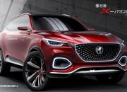 The MG X-Motion Concept Looks Like the Offspring of a Mercedes GLC and a Mazda 6 - image 778520