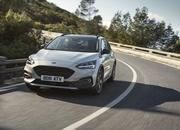 The New Ford Focus is Here, and It's Itching for a Shot at the Volkswagen Golf and Honda Civic - image 776861