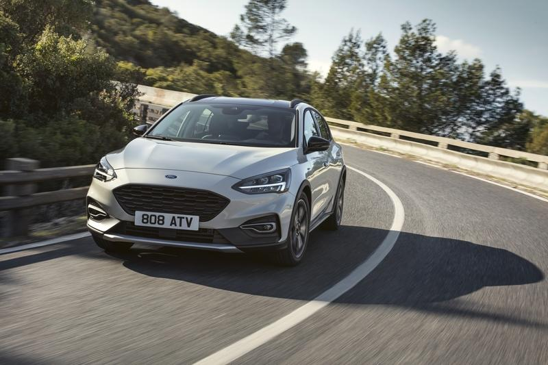 Ford Adds the Rugged Focus Active to its European Lineup