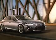 The New Lexus ES Is Coming to Beijing with Sleek Looks and Stunning Grille - image 777747