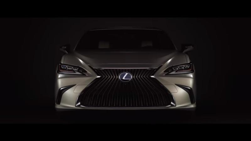 The New Lexus ES Is Coming to Beijing with Sleek Looks and Stunning Grille - image 777848