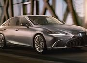 The New Lexus ES Is Coming to Beijing with Sleek Looks and Stunning Grille - image 777849