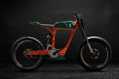 This Storta Electric Bike From Officine Riga Has Us Prepared to Leave Our Cars At Home