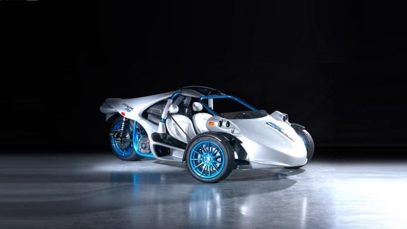 Campagna showcases its brand new Electric T-Rex prototype