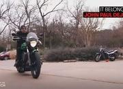 Video: A motorcycle powered by Patron Tequila - image 776440