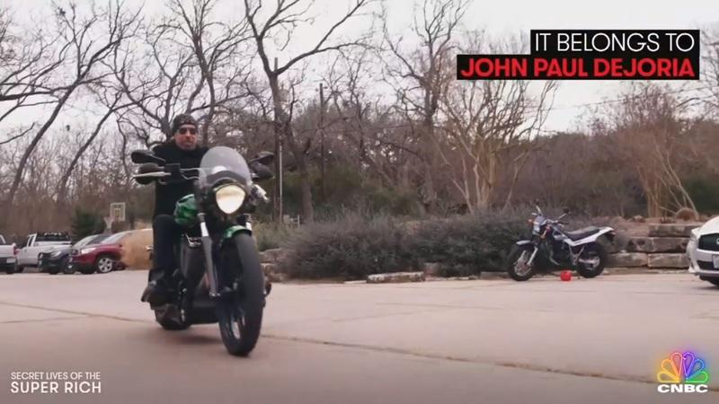 Video: A motorcycle powered by Patron Tequila