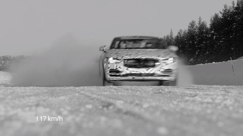 Video of the Day: Polestar 1 Spreading 600 Horsepower Worth of Love On the Ice and Snow