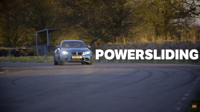 Video of the Day: Powersliding vs Drifting