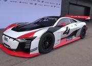 Video of the Day: Shmee Drives the Audi E-Tron Vision Gran Turismo - image 776763