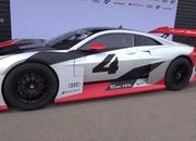 Video of the Day: Shmee Drives the Audi E-Tron Vision Gran Turismo - image 776764