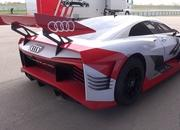 Video of the Day: Shmee Drives the Audi E-Tron Vision Gran Turismo - image 776766