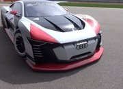 Video of the Day: Shmee Drives the Audi E-Tron Vision Gran Turismo - image 776757