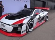 Video of the Day: Shmee Drives the Audi E-Tron Vision Gran Turismo - image 776761