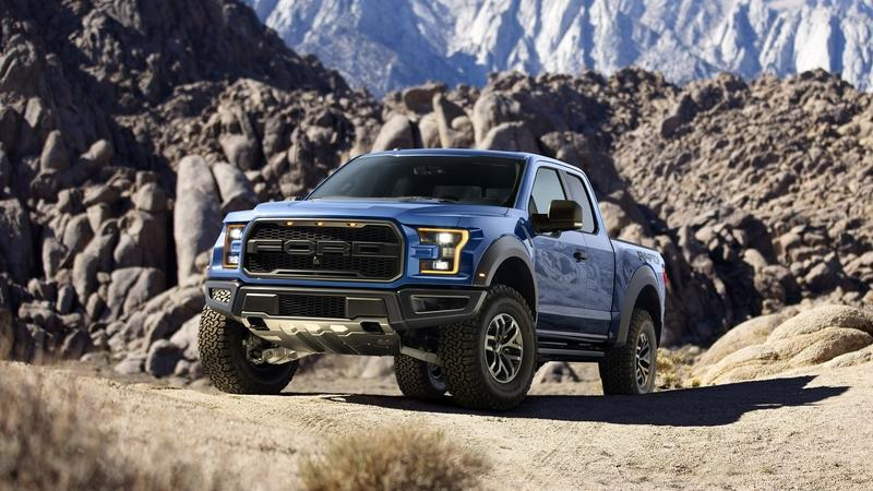 Wallpaper of the Day: 2017 Ford F-150 Raptor