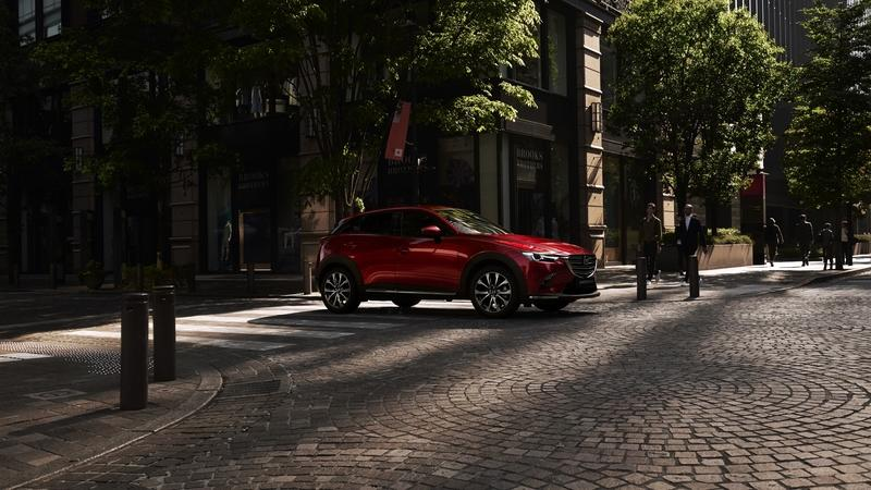 Wallpaper of the Day: 2019 Mazda CX-3