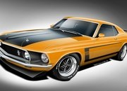 Want a Real, 1969 - 1970 Ford Boss 302, Boss 429, or Mach 1 Mustang? You Can Get a Fully Licensed Model Thanks to Classic Recreations - image 777972