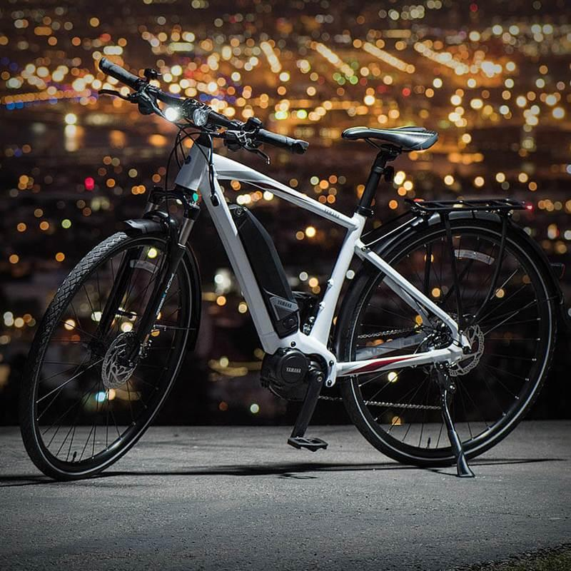 Yamaha launches four new e-bikes