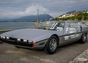 1967 Lamborghini Marzal concept will be driven in public for the first time since 1967 - image 780233