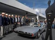 1967 Lamborghini Marzal concept will be driven in public for the first time since 1967 - image 780095