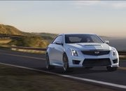 Wallpaper of the Day: 2016 Cadillac ATS-V Coupe - image 781615