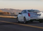 Wallpaper of the Day: 2016 Cadillac ATS-V Coupe - image 781613