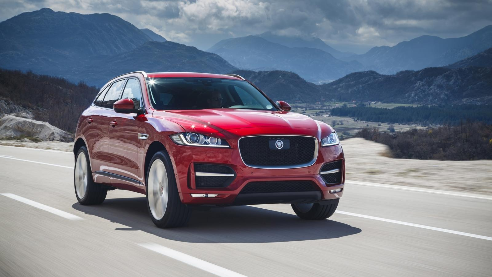 Types Of Suvs >> Jaguar F-Pace: Latest News, Reviews, Specifications ...