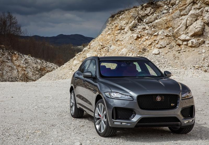 Jaguar Could Be Jumping Into the Coupe-SUV Segment