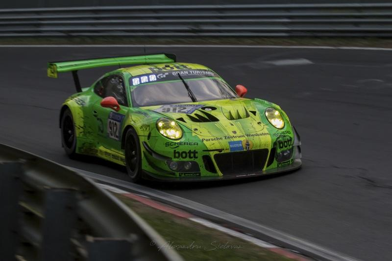 2018 ADAC 24 Hours of Nurburgring - Race Report