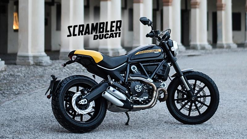 2017 - 2018 Ducati Scrambler Full Throttle