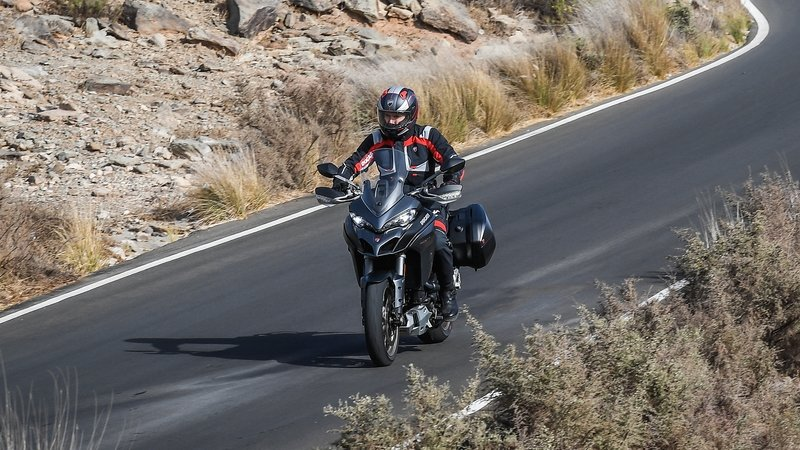 2018 - 2019 Ducati Multistrada 1260 S / S D|air