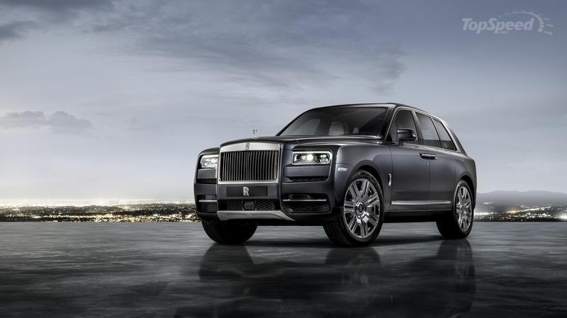 Wallpaper of the Day: 2019 Rolls-Royce Cullinan