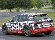 The Audi e-Tron Offers Less Than 250 Miles of Range; Six-Second Sprint to 60 MPH - image 780593
