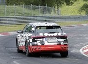 The Audi e-Tron Offers Less Than 250 Miles of Range; Six-Second Sprint to 60 MPH - image 780595