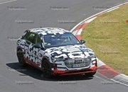 The Audi e-Tron Offers Less Than 250 Miles of Range; Six-Second Sprint to 60 MPH - image 780597