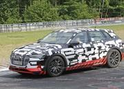 The Audi e-Tron Offers Less Than 250 Miles of Range; Six-Second Sprint to 60 MPH - image 780685