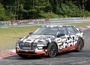 The Audi e-Tron Offers Less Than 250 Miles of Range; Six-Second Sprint to 60 MPH - image 780587
