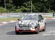 The Audi e-Tron Offers Less Than 250 Miles of Range; Six-Second Sprint to 60 MPH - image 780588