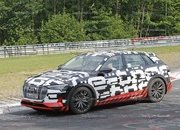 The Audi e-Tron Offers Less Than 250 Miles of Range; Six-Second Sprint to 60 MPH - image 780591