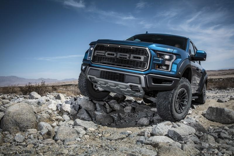Ford F-150 Raptor Goes High Tech For Enhanced Off-Road Worthiness