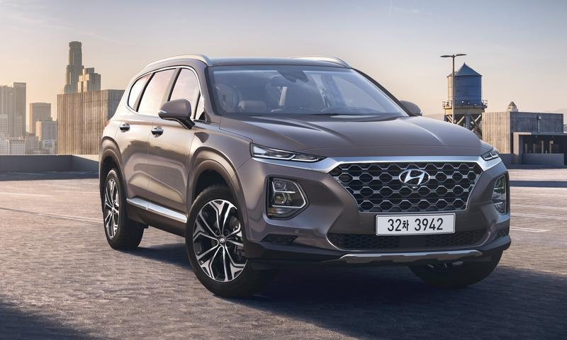 Now Unlock Your Hyundai Santa Fe Using Your Fingerprint
